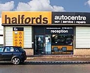 Halfords Autocentre Stafford (Grayfriars)