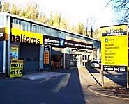 Halfords Autocentre Torquay