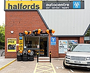 Halfords Autocentre Trowbridge