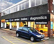 Halfords Autocentre Walsall