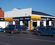 Halfords Autocentre Warrington (Knutsford Rd)