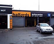 Halfords Autocentre Weston Super Mare