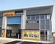 Halfords Autocentre Weymouth