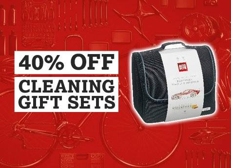 40% off cleaning gift sets