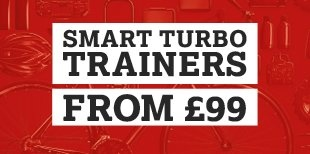 Smart Turbo Trainers From £99