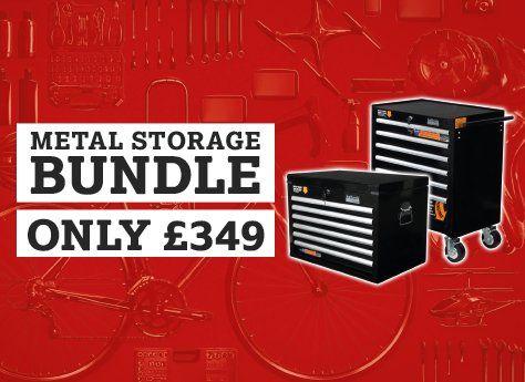 Metal Storage Bundles