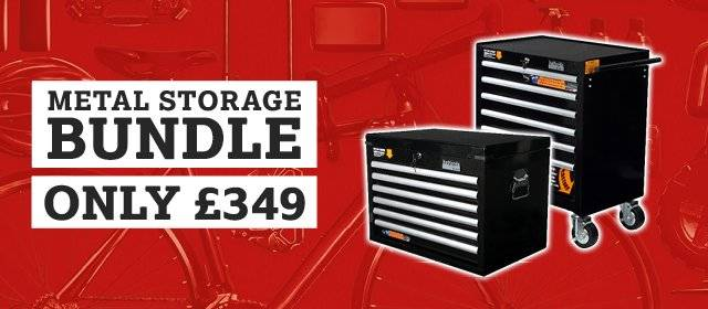 Metal Storage Bundles from £199