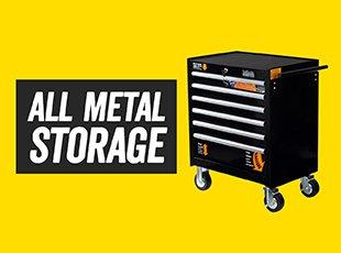 All Metal Storage
