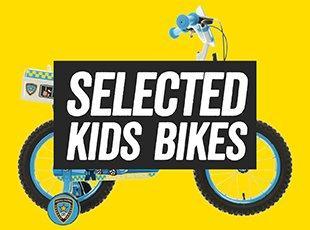 selected Kids bikes