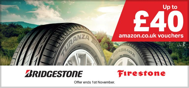 Image for Bridgestone and Firestone Terms and Conditions article