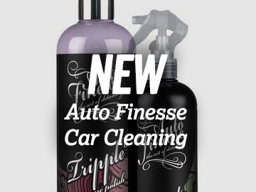Auto Finesse Car Cleaning