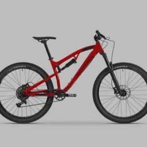 Full suspension mountain bikes
