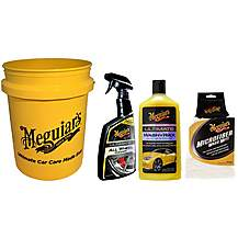 image of Meguiars Car Cleaning Bundle