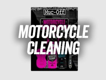 Motorcycle Cleaning
