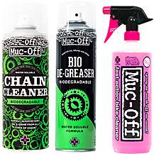 image of Muc-Off Bike Cleaning Bundle