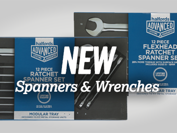 New Spanners and Wrenches