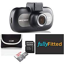Nextbase 412GW Dash Cam with Fitting Bundle