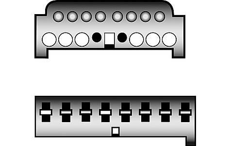 image of Harness Adaptor PC2-50-4