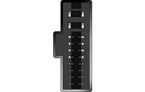 image of Harness Adaptor PC2-53-4