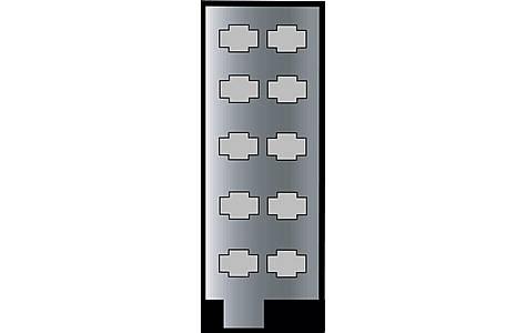 image of Harness Adaptor PC99-X01 Renault Multistalk