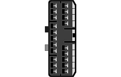 image of Harness Adaptor PC99-X10 Jaguar Multistalk