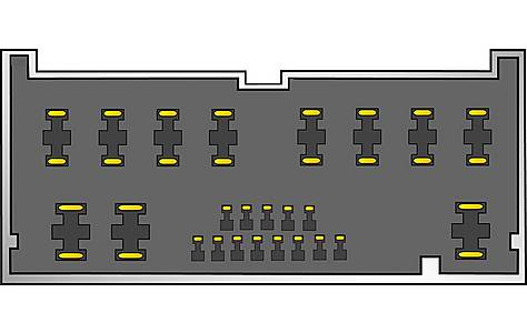 image of Harness Adaptor PC99-X46 Mazda6,Mazda3,RX8