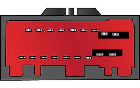 image of Harness Adaptor PC99-X47 X-type Multistalk