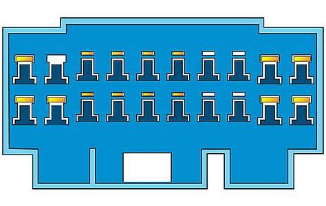 image of Harness Adaptor PC9-X61 S2000 Multistalk