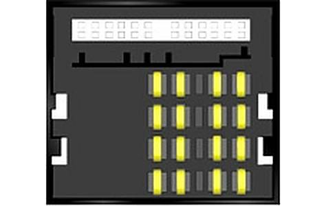 image of Harness Adaptor PC99-X81 Corsa 04