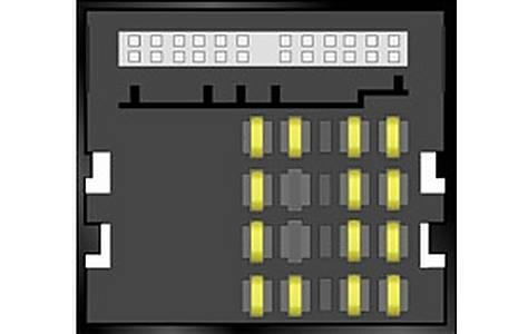 image of Harness Adaptor PC99-X85 3 Series