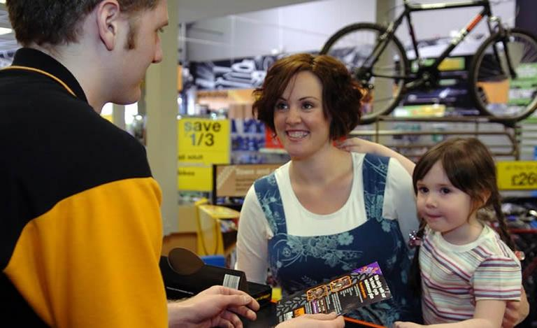 Image for Halfords Bike Parts and Accessories Ordering article
