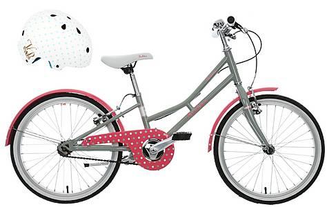 image of Pendleton Junior Hanberry Girls Bike & Helmet bundle