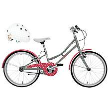 image of Pendleton Junior Hanberry Girls Bike & Helmet bundle