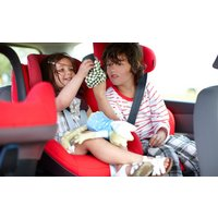A Quick Guide to Booster Seat Law