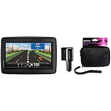 image of TomTom Start 25 M Special Edition Western Europe Sat Nav and Carry Case Bundle
