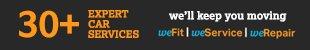 weFit, weRepair & weCheck