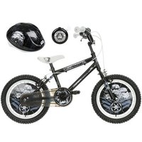 Star Wars Stormtrooper Kids' Bike, Helmet & Bell Bundle
