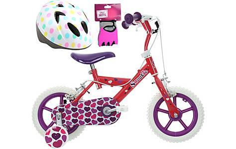 image of Sweetie Bike, Helmet & Mitts Bundle