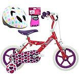 Sweetie Bike, Helmet & Mitts Bundle