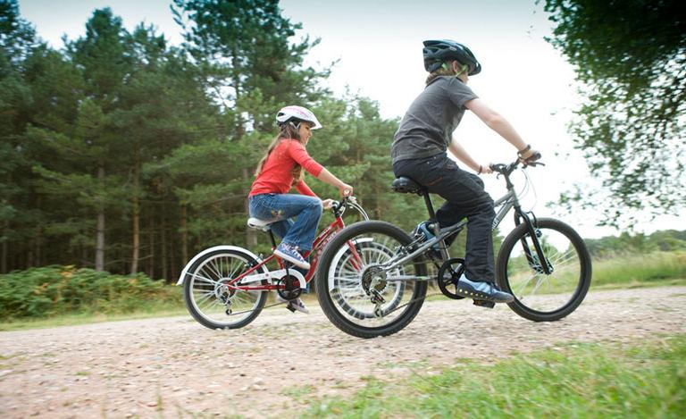 Image for Why Should Kids Cycle? article