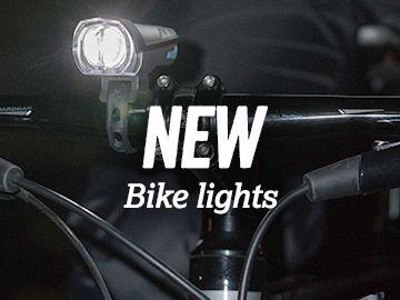 New Bike Lights