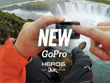 New Go pro hero 6