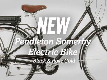 New Somerby Electric Bike