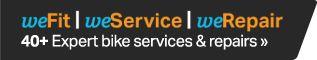 weFit, weService & weRepair