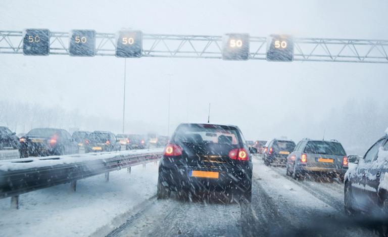 Image for Winter Driving Safety article