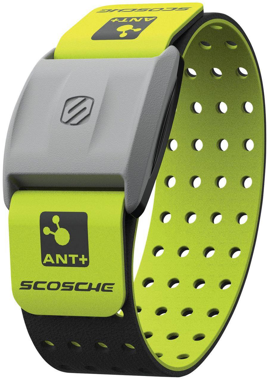 Scosche Rhythm Plus Heart Rate Monitor Armband