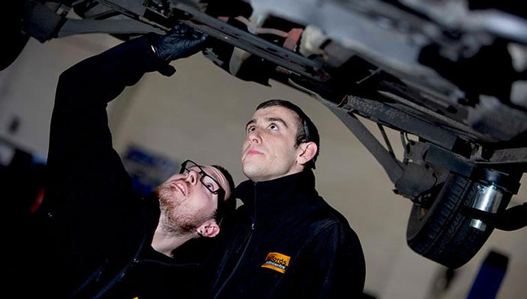 Image for Car Servicing - What's Included article