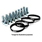 image of Ripspeed Alloy Wheel Fitting Kit 16 x Open Nut 21mm 72.6/54.1