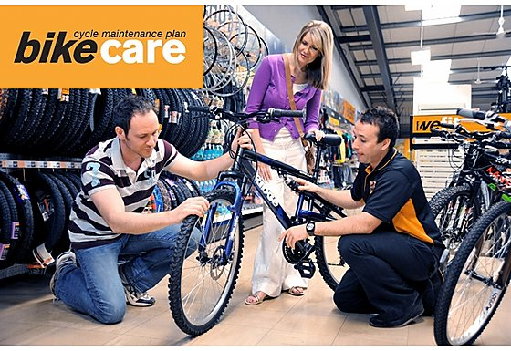 Halfords Adult Bike Care Plan - 3 Years