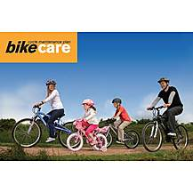 image of Halfords 1 Year Family Bike Care Plan (1 Adult Free)